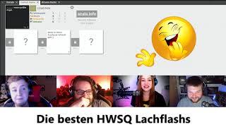HWSQ und ihr bester Lachflash