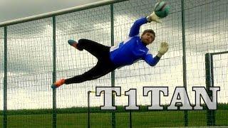 Testing Cheap Goalkeeper Gloves | T1tan NITRO NC/FP Review