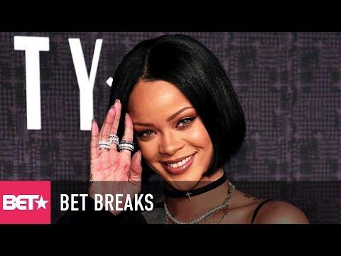 Download Youtube: Rihanna Drops Fenty Beauty Galaxy Collection - BET Breaks