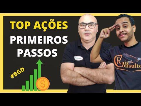 TOP AÇÕES e os Primeiros passos para se investir na Bolsa de Valores I Ivo Ruiz da Consultoria Ruiz