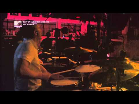 MTV Live HD - Beady Eye live @ Ibiza Rocks 2013 [6 songs]