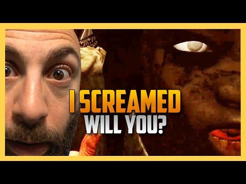 I screamed. A lot. VR Horror Game Reiko's Fragments