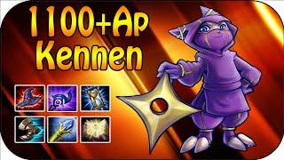 1100+ Full AP Kennen + 5 man Ultimate [Ger]