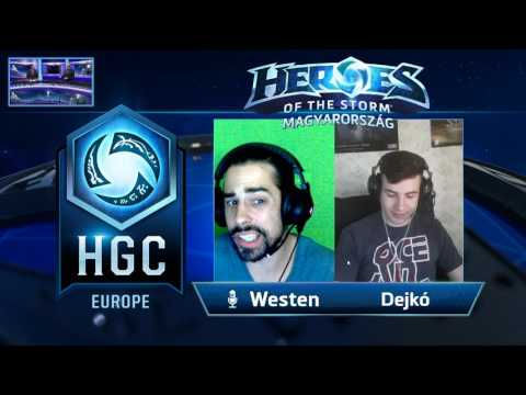 HGC Europe Week #8 Day #3 all stream