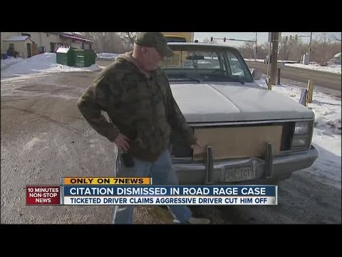 Road Rage Case Dismissed After Surveillance Video Surfaces