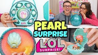 LOL PEARL SURPRISE: Apertura Incredibile Conchiglia FIZZ a Sorpresa