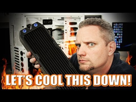 AlphaCool Watercooling Kits - Everything You Need In One Box!