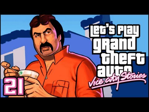 Let's Play - Grand Theft Auto: Vice City Stories (Ep. 21 -