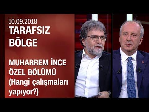 Muharrem İnce, Ahmet Hakan'ın...