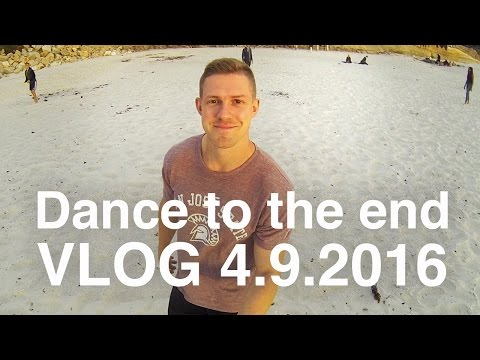 Dance to the end | Big Sur, Carmel | Part 2 of 2 | VLOG 4.9.2016