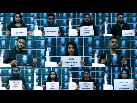 Justice for Asifa / Malaysian / Indian