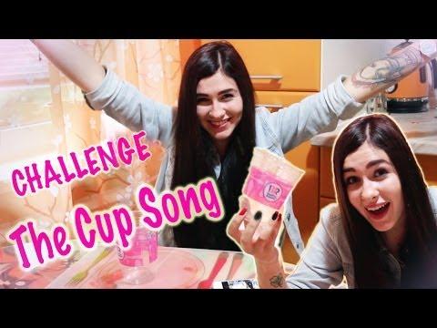 Challenge: The Cup Song   Вызов Принят: Стакан Песня!
