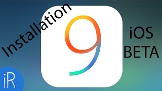 iOS 9 BETA Installation - So geht's und was muss man beachten!? + Download Links