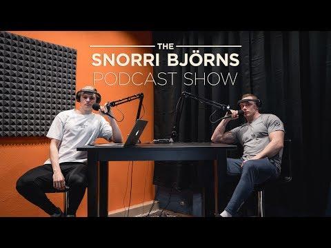 #1 Björgvin Karl - The Snorri Björns Podcast Show