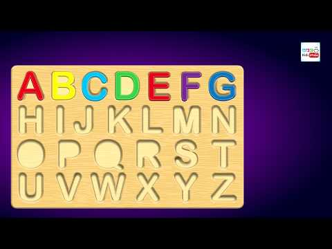 ABC Songs for Children  ABC Song in Alphabet  Phonics Songs & Nursery Rhymes
