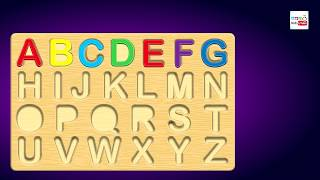 ABC SONG | ABC Songs for Children - Alphabet COLORS SONG, ABC Song, Shapes Song & More