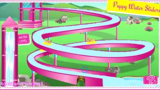 Barbie Puppy Water Park Slide Game Barbie Games Online