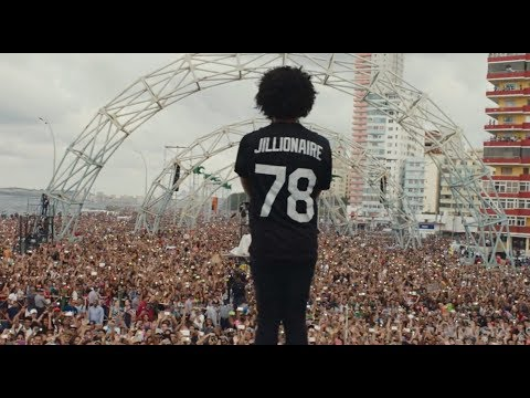 Major Lazer - Give Me Future (Official Trailer)