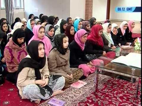 Gulshan-e-Waqfe Nau Lajna,