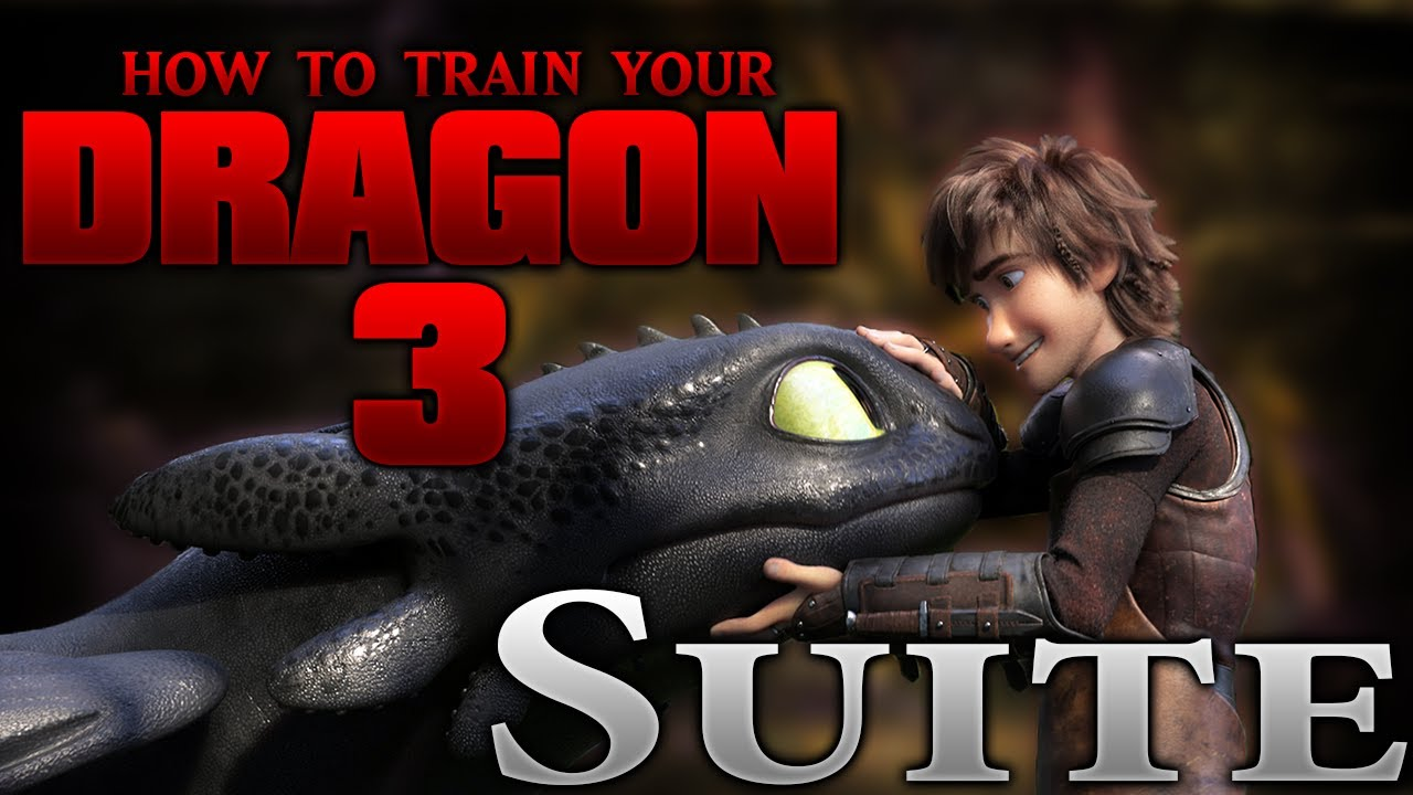 How To Train Your Dragon The Hidden World Suite