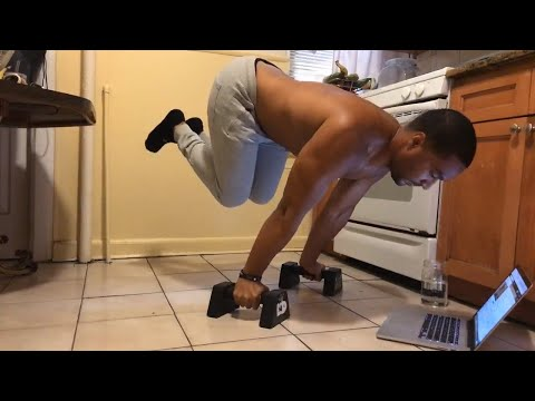 HOW TO TRAIN PLANCHE AT HOME