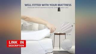 Queen Mattress, HOXURY 10 Inch Hybrid Mattress Queen Size, Memory Foam & revieww