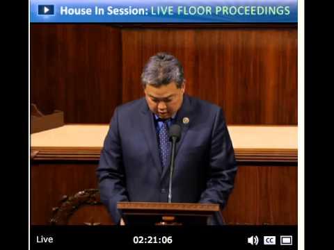 U.S. Rep. Mark Takai introduces Filipino Veterans Family Reunification Act