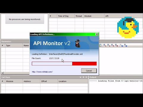 JGE, JL instructions and the usage of the API Monitor (Assembly basics Pt. 4) - Malware analysis