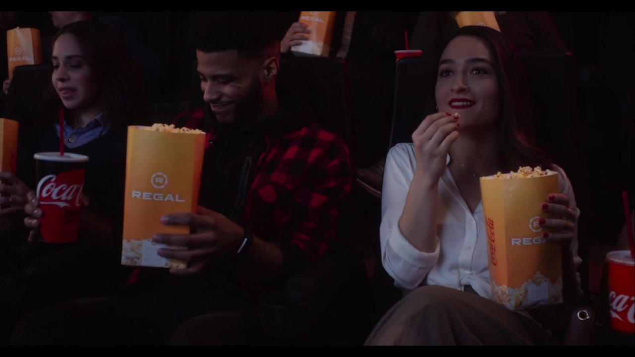 Coca-Cola Regal Films - The Exchange from The New School