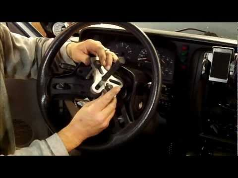 How to Install Factory Cruise Control on 97-01 Jeep Cherokee XJ