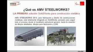 eTip 30 Noviembre 2010 -  Diseño de Estructuras Metalicas con SteelWorks (1 de 3).wmv