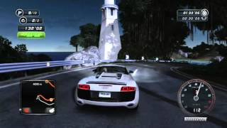 Test Drive Unlimited 2 - Casino Island Time Attack