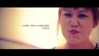 June Neelu Song Lyrics || I Came, I Saw, I Conquered