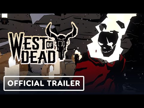 West of Dead (Ron Perlman) - Official Trailer   Summer of Gaming 2020