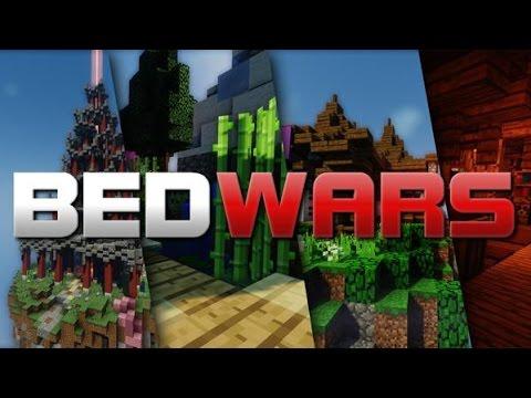 Minecraft Bedwars - E1 - samé hacky