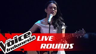 Jasmine - Sementara (Float) | Live Rounds | The Voice Indonesia GTV 2018