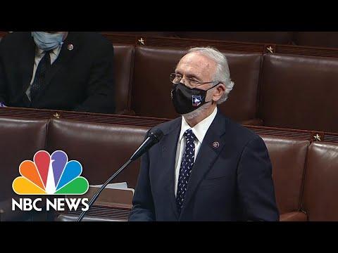 Republican Rep. Dan Newhouse Announces He Will Vote For Impeachment | NBC News