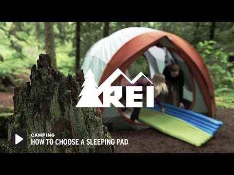 How to Choose Sleeping Pads || REI