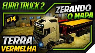 Euro Truck Simulator 2 - Scania Edition Tlesgames - Mod Mapa DLC Scandinavia