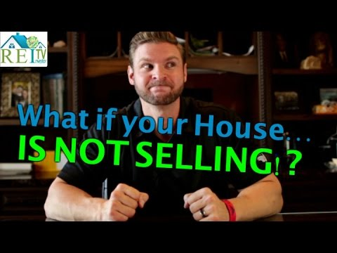 How To Sell Your House Fast - Why Is My House Not Selling?