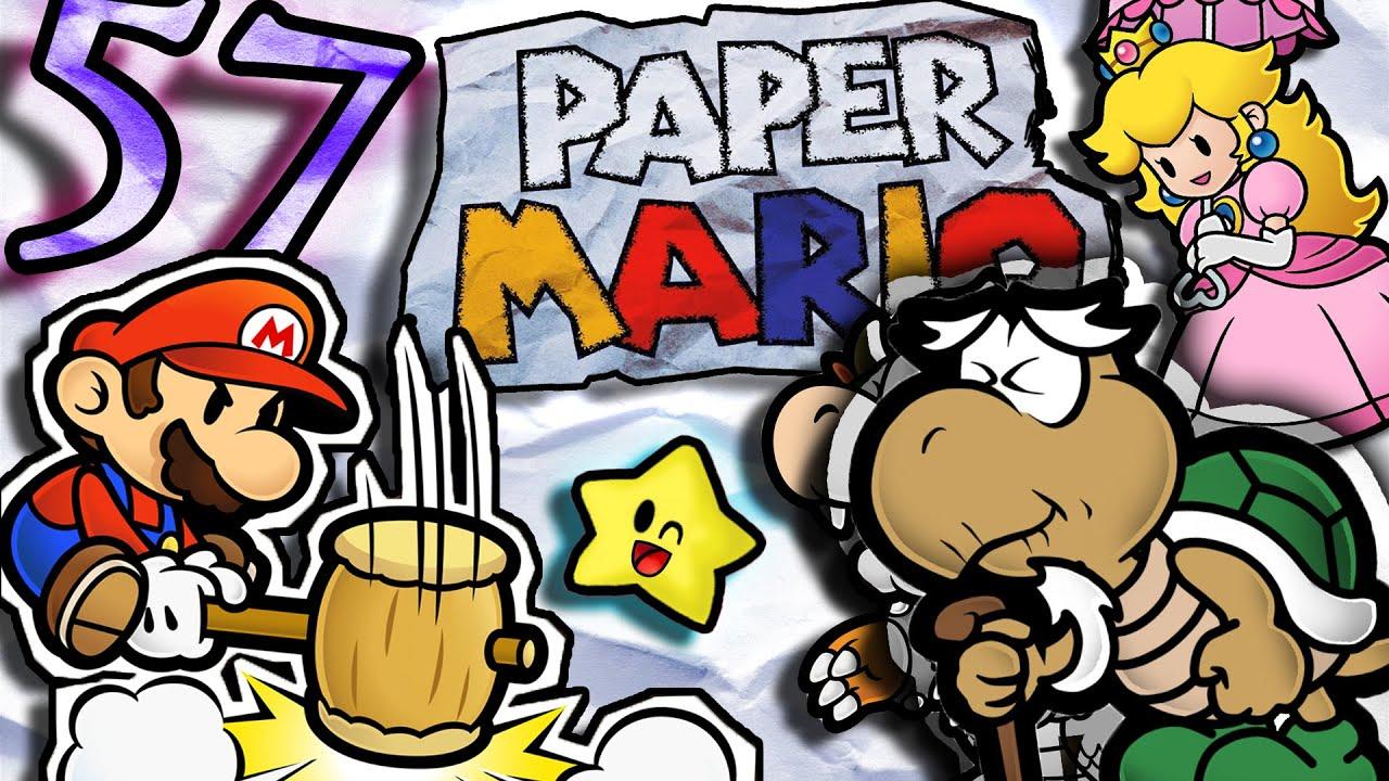 Paper Mario Koopa Koot