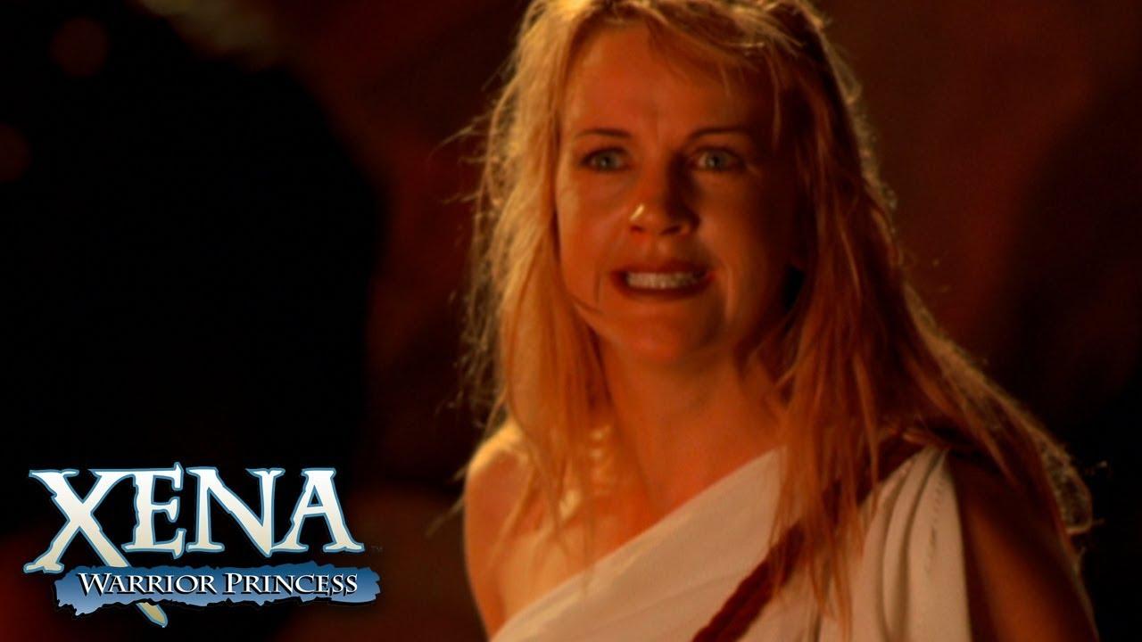 Gabrielle Is Dead Jealous | Xena: Warrior Princess - YouTube