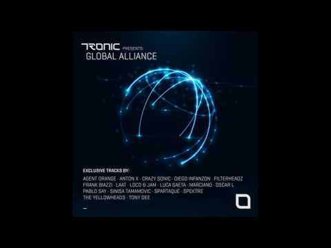 Tronic Global Alliance mixed by Anton X