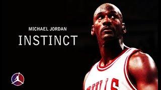 MICHAEL JORDAN INSTINCT (RARE)