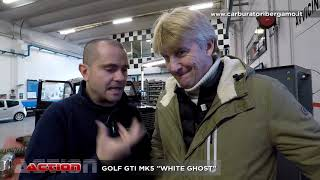 "GOLF GTI MK5 ""WHITE GHOST"" by CARBURATORI BERGAMO"