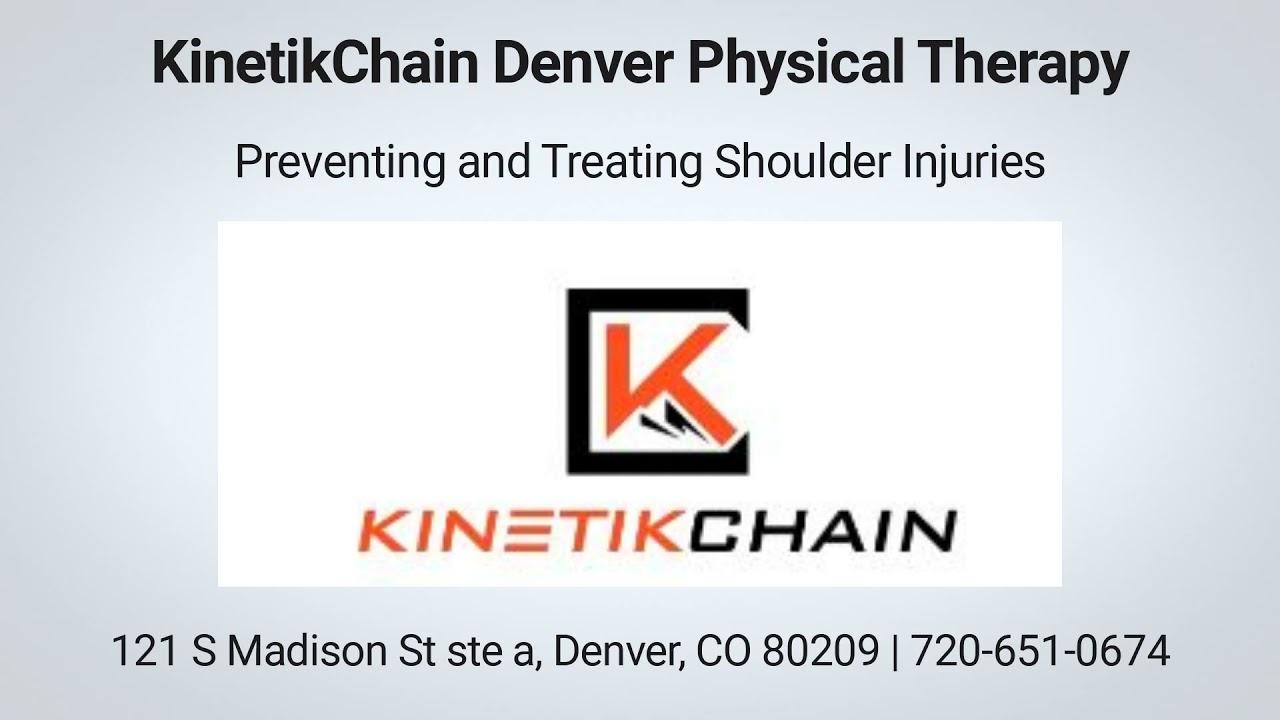 KinetikChain - Shoulder Pain Treatment in Denver, CO