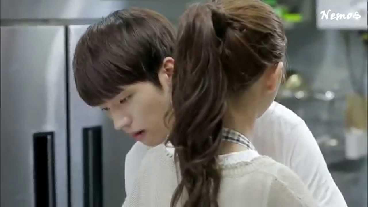 High School Love On Korean Drama Kiss Scene | www.pixshark ...