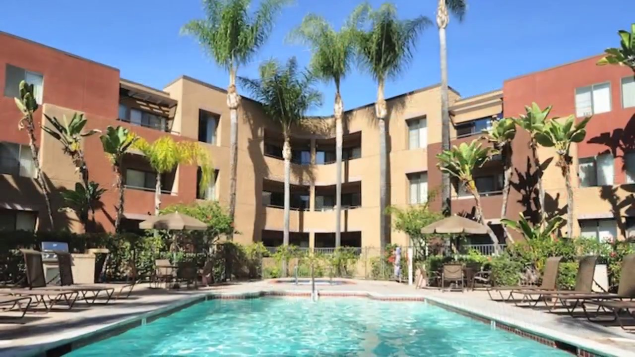 Plaza Apartments | SDSU Living | For Rent - YouTube