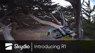 Introducing Skydio R1: The Self-Flying Camera has Arrived thumbnail