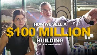 Selling a $100 Million Dollar Building (With an INSANE Party) | Ryan Serhant Vlog #77